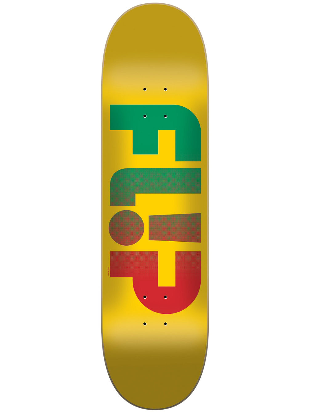 "Odyssey Faded Yellow 8.0"" Skate Deck"