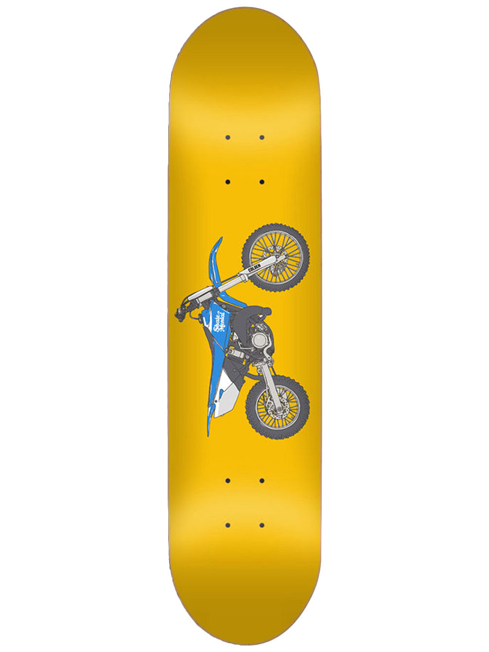 "Colden Dirtbike 8.25"" Skate Deck"