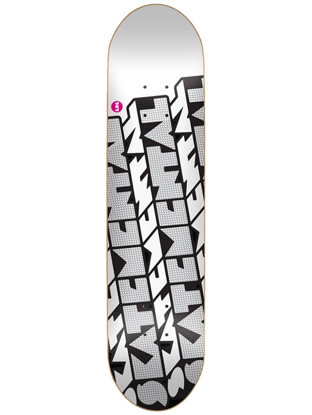 "Drop Block 8.5"" Skate Deck"