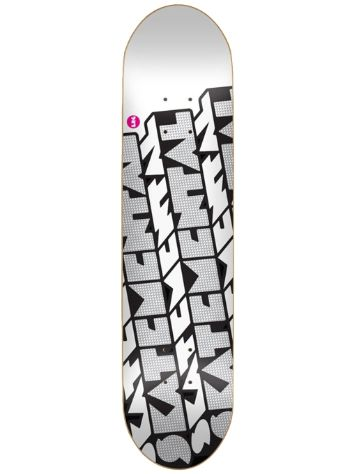 "Skate Mental Drop Block 8.5"" Skate Deck"