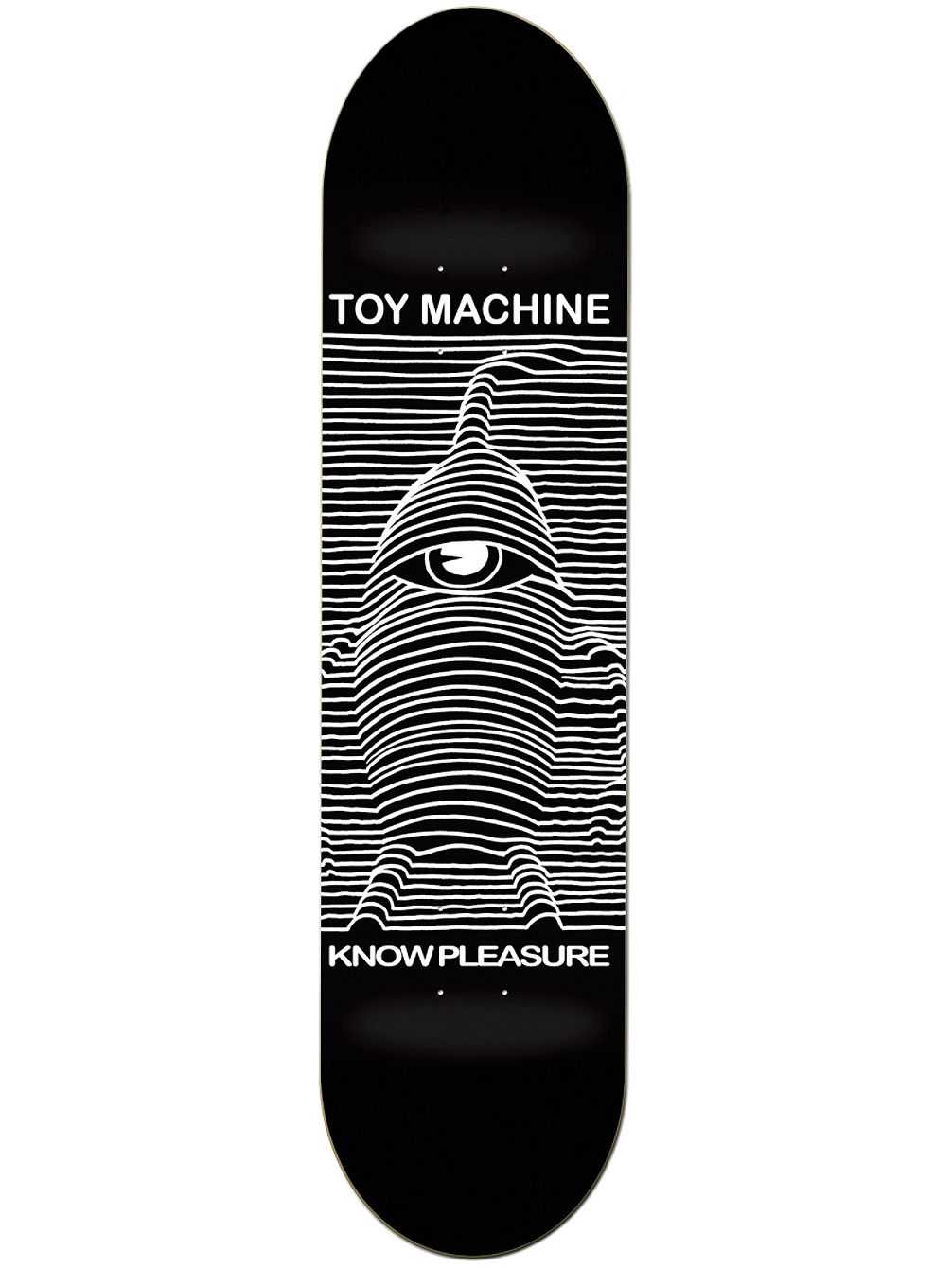 "Toy Division 8.0"" Skate Deck"