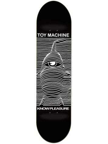 "Toy Machine Toy Division 8.0"" Skate Deck"