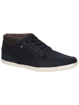 Boxfresh Cluff Sneakers waxes suede navy Gr. 10.0 UK