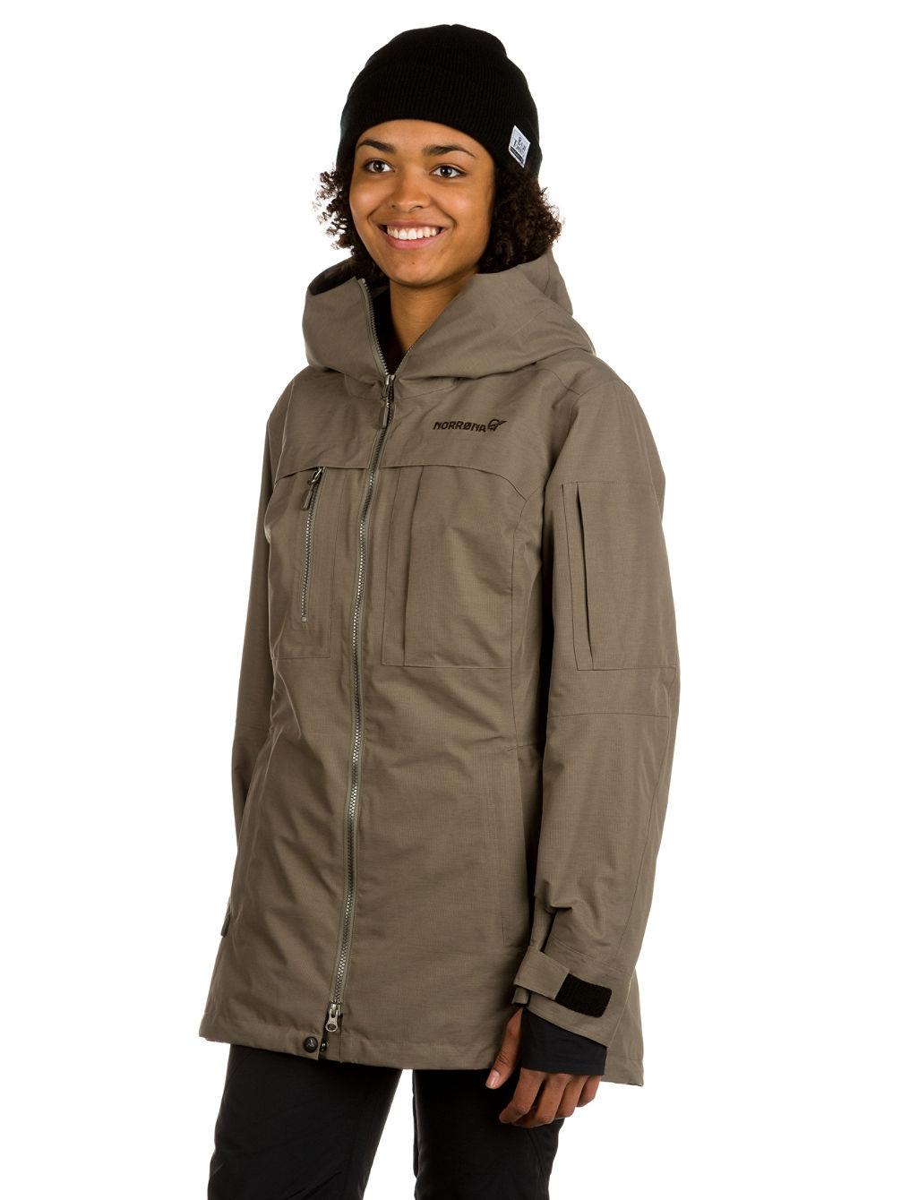 801076c3 Køb Norrona Roldal Gore-Tex PrimaLoft Jacket online hos Blue Tomato