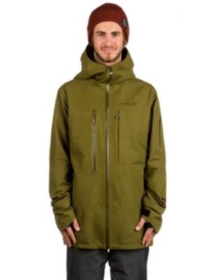 Norrona Roldal Gore-Tex Jacket olive groove Gr. S