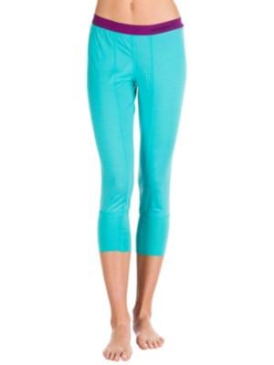 Norrona Wool 3/4 Longs Tech Pants aquanaut Gr. M