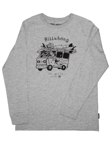 Billabong Surf Trip T-Shirt LS Boys