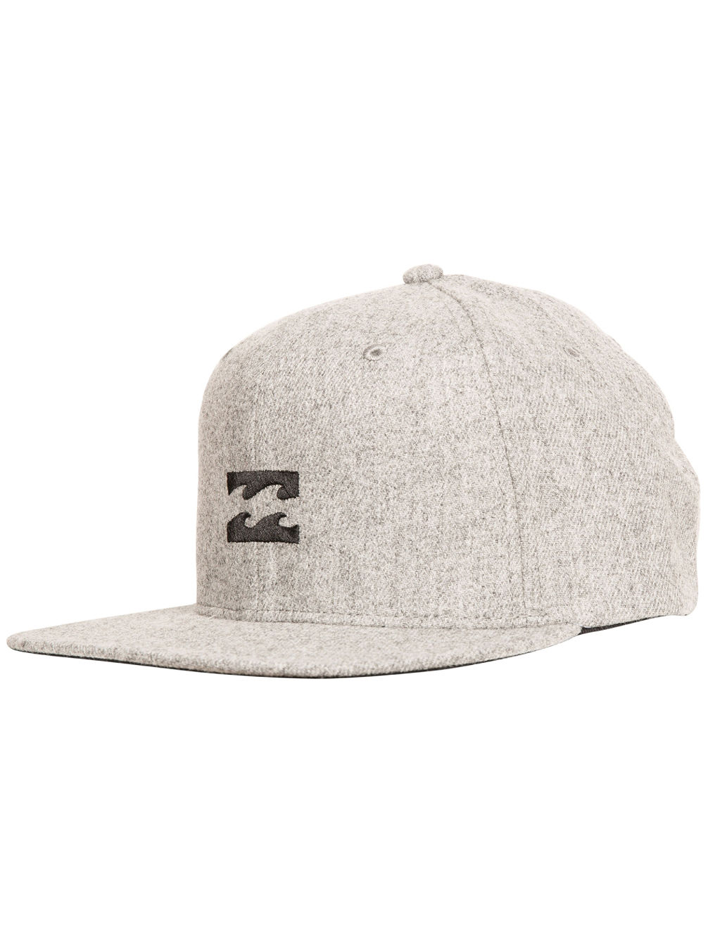 All Day Heather Snap Cap
