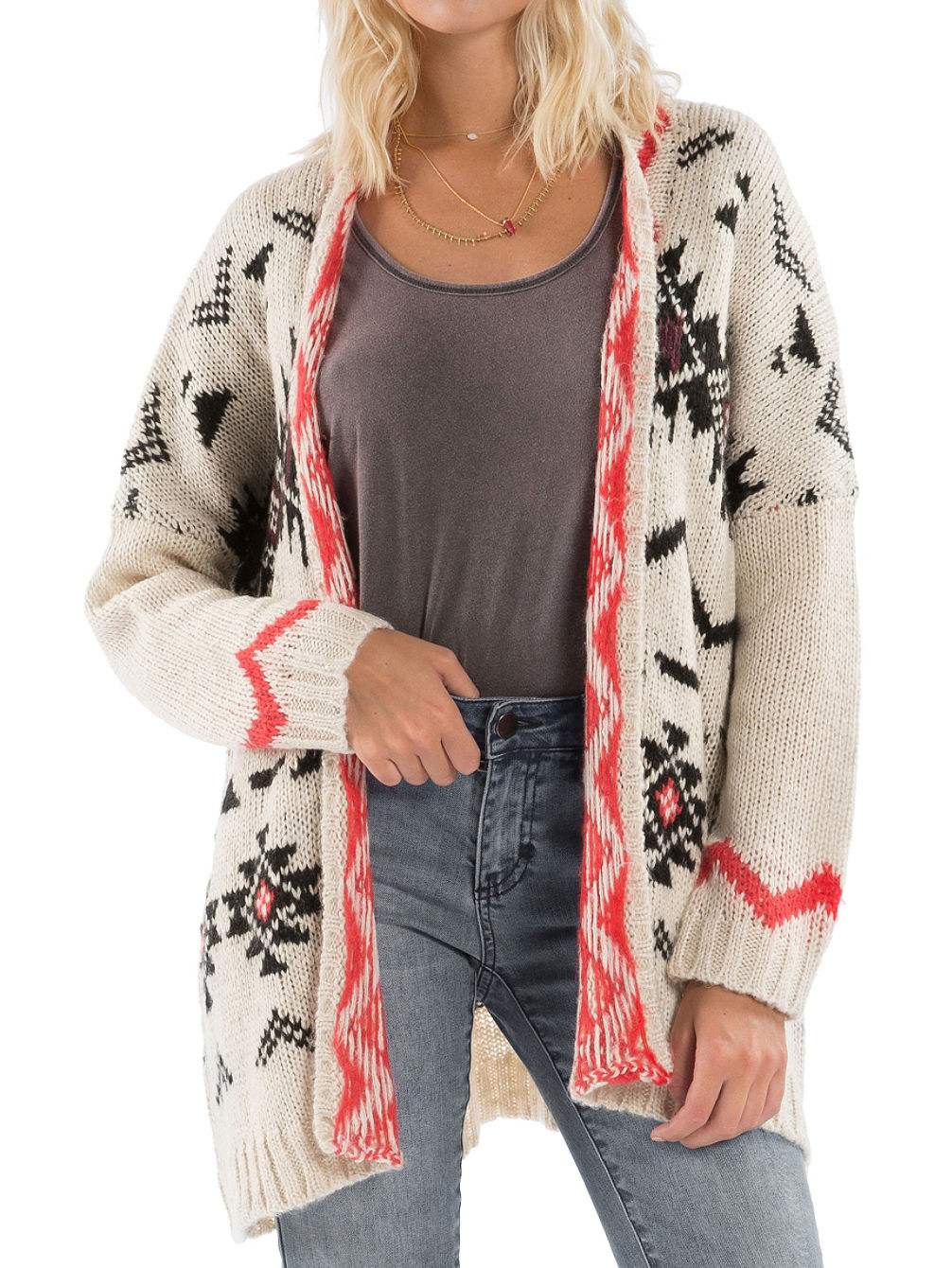 Into The Beach Pullover