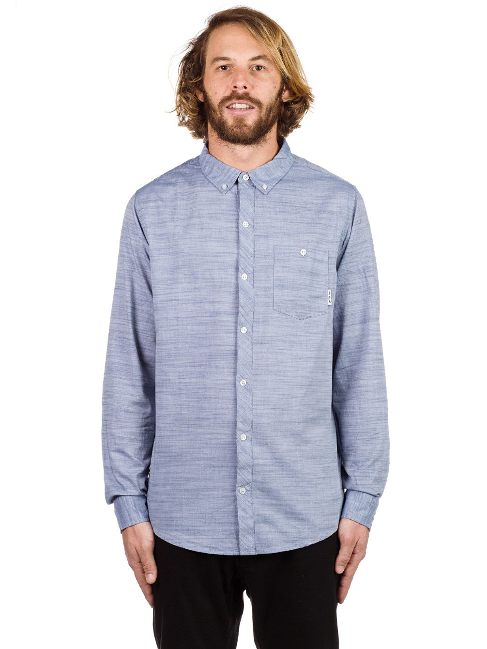 9dd8357a68a2 Buy Billabong All Day Slub Shirt LS online at Blue Tomato