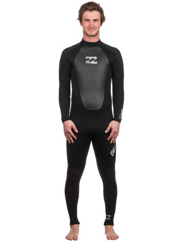 Billabong Intruder 4/3 Gbs Back Zip Wetsuit