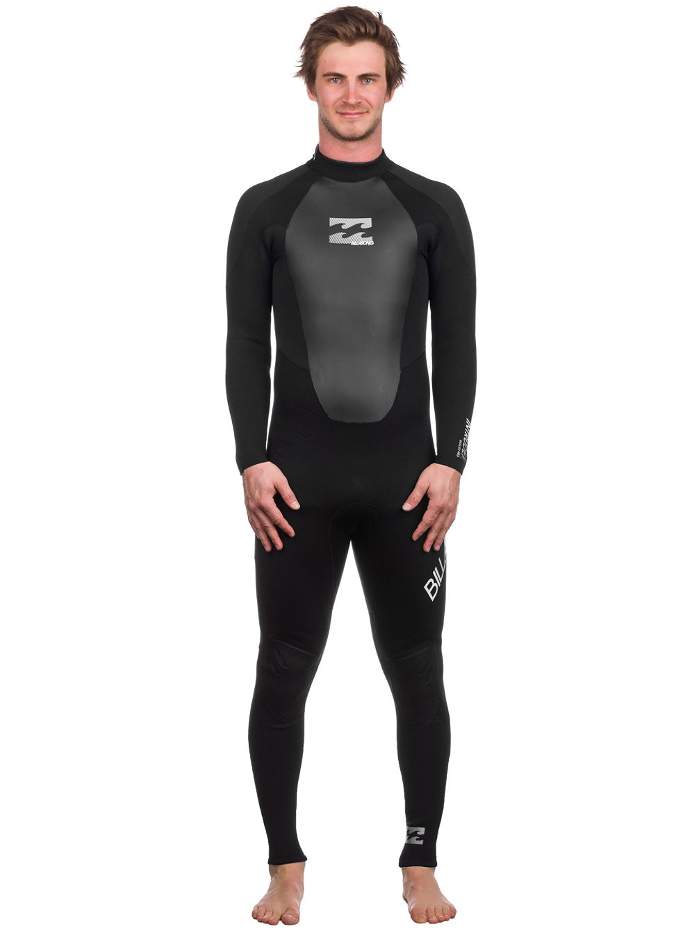 e4171c6c9e7 Buy Billabong Intruder 4 3 Gbs Back Zip Wetsuit online at Blue Tomato