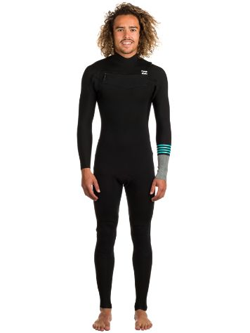 Billabong 3/2 Revolution Tribong Chest Zip Wetsuit
