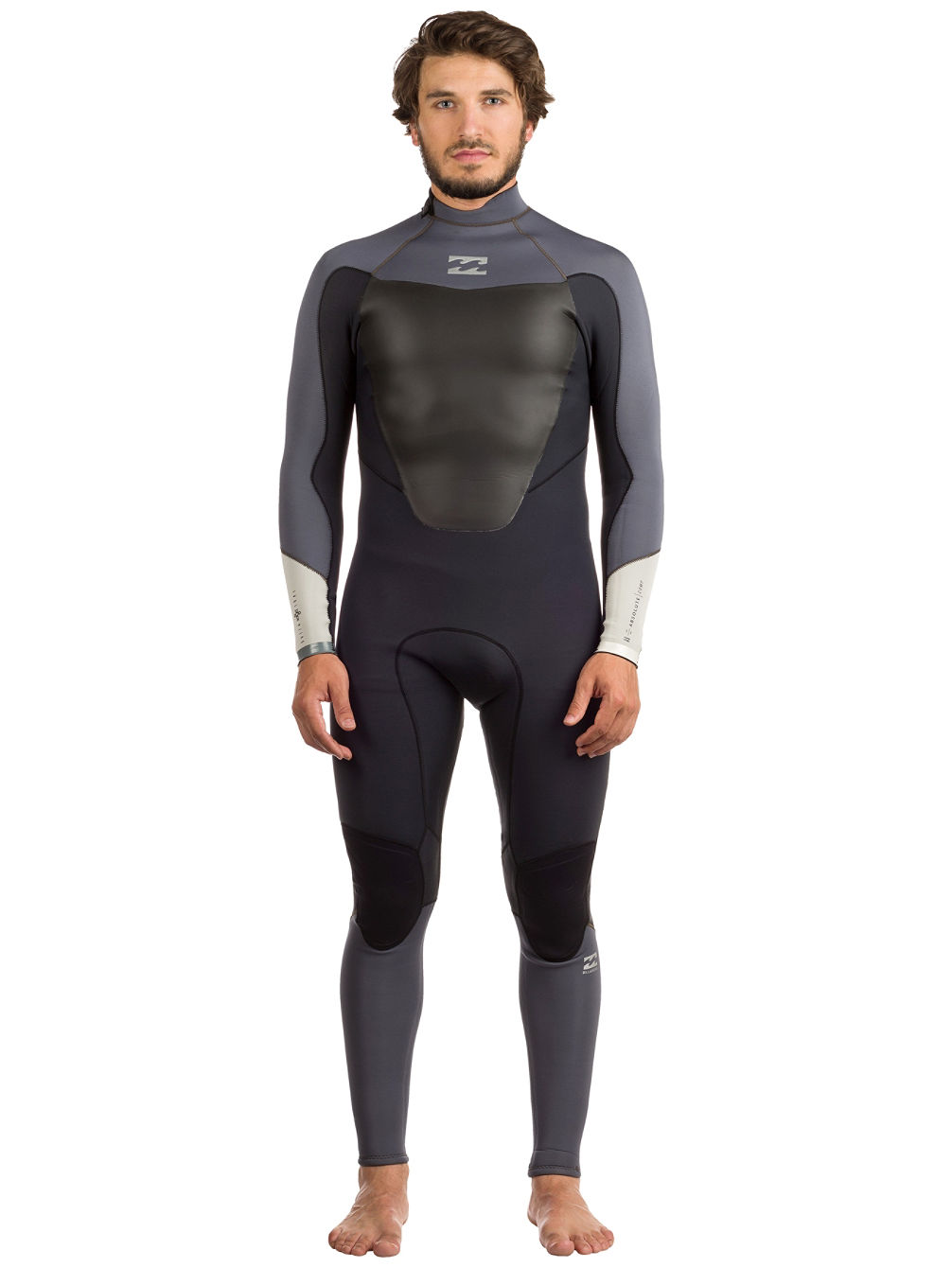 3/2 Absolute Back Zip Wetsuit
