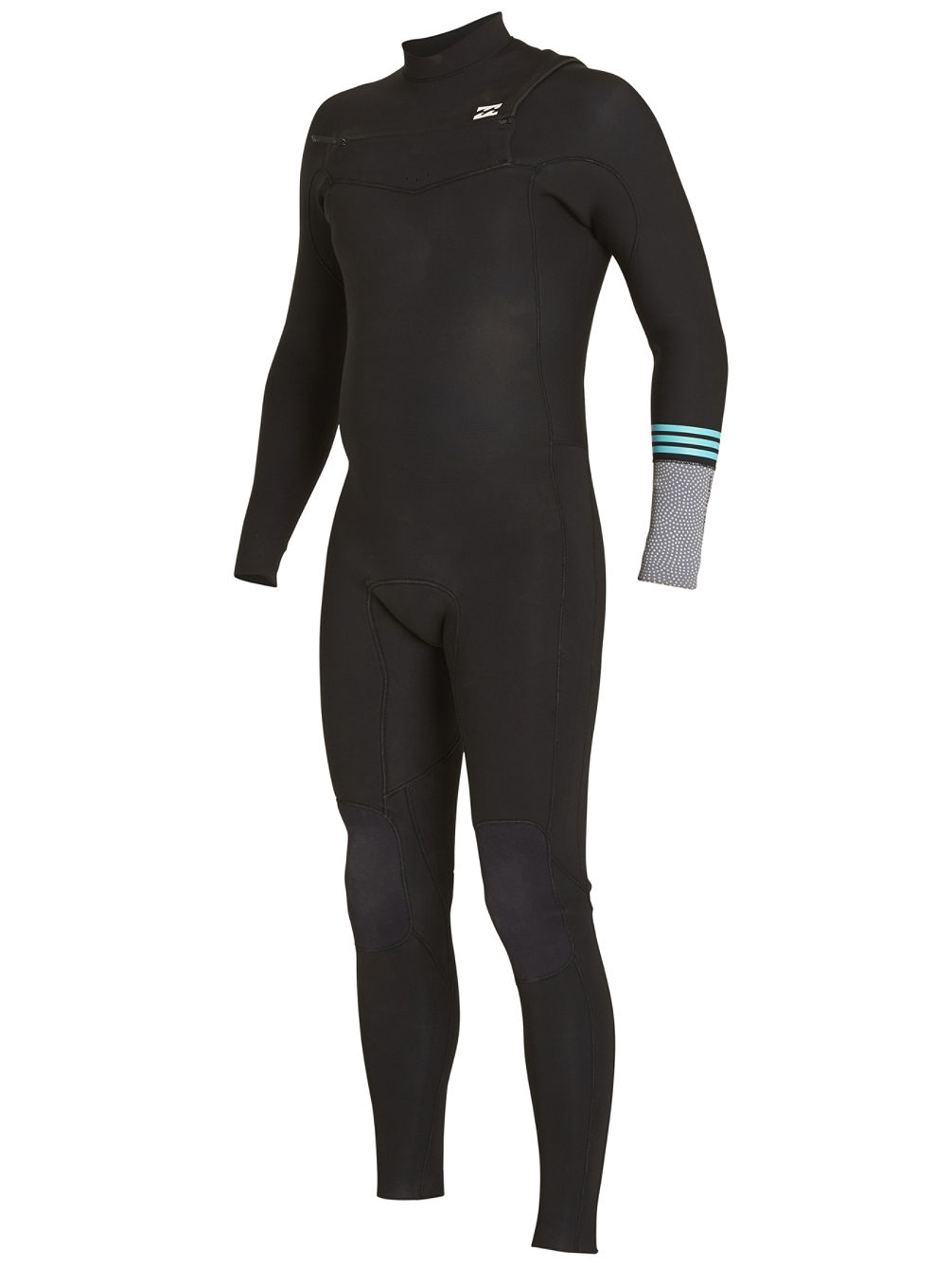 5/4 Revolution Tribong Chest Zip Wetsuit
