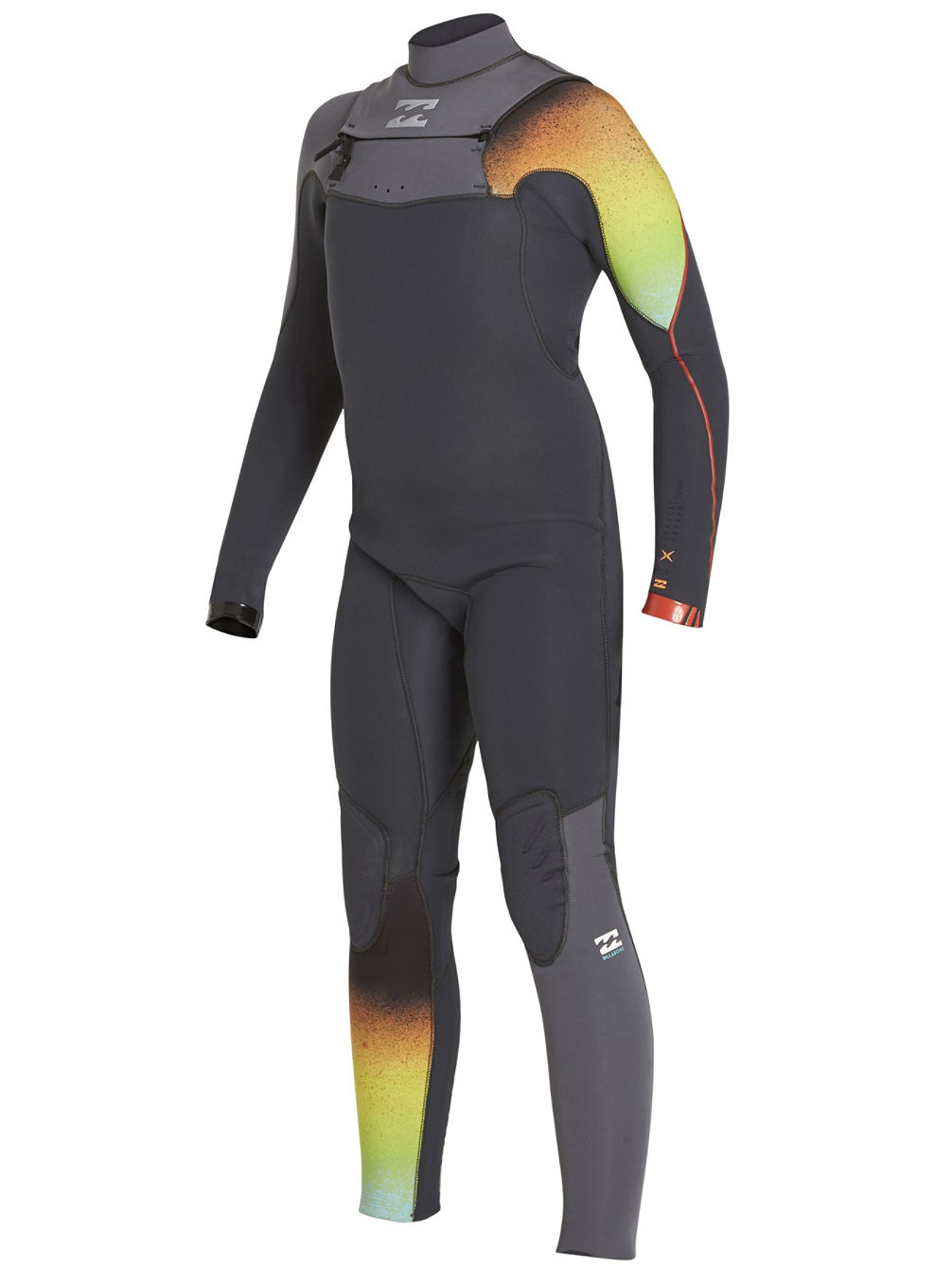 3/2 Furn Comp Chest Zip Wetsuit Boys