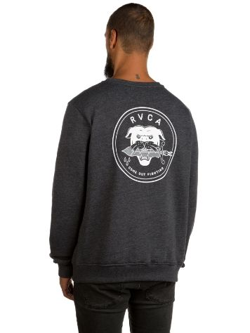 RVCA Panther Crew Sweater
