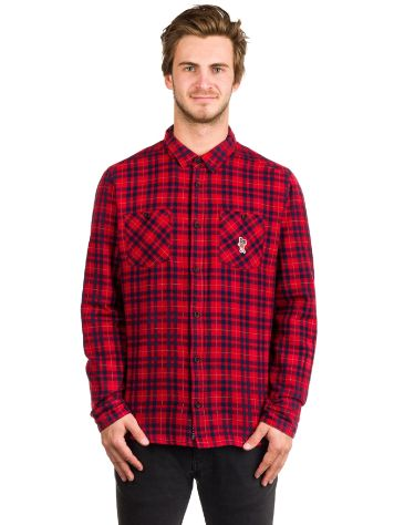 RVCA X Toy Machine Thicknes Camisa