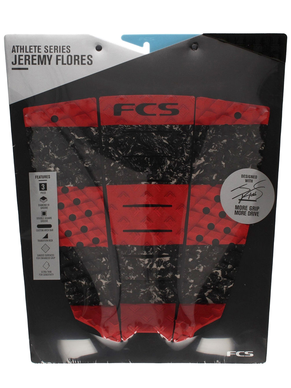 Jeremy Flores Staple Traction Pad