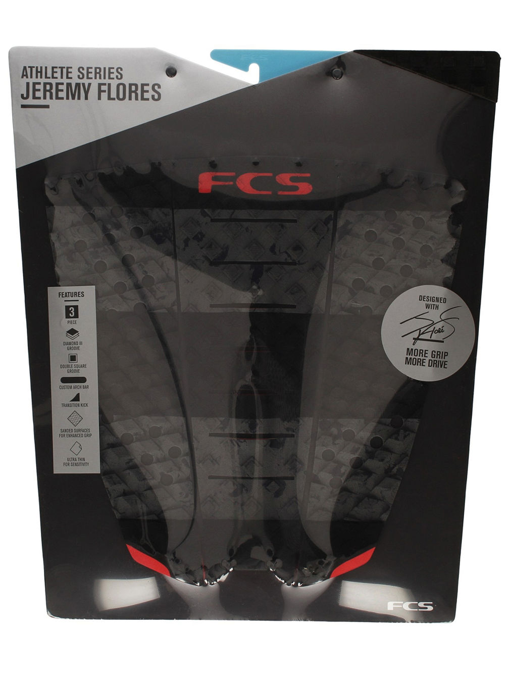 Jeremy Flores Stealth Traction Pad