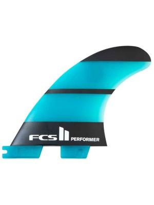 FCS 2 Performer Neo Glass L Tri Retail Fins uni Gr. Uni