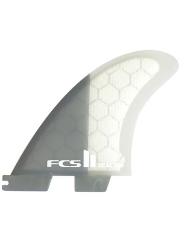 FCS 2 Reactor Pc Charcoal M Tri Ret Fins