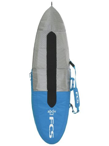 FCS Day All Purpose 6.3 Surfboard tas