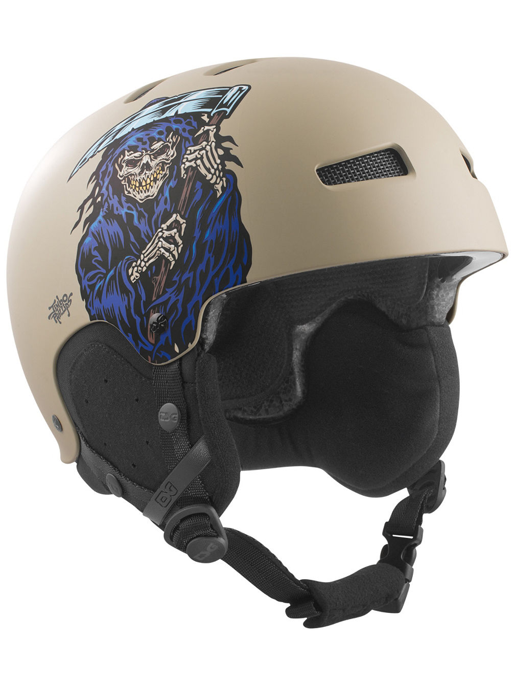 Gravity Art Design Jimbo Phillips Helmet