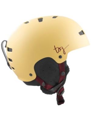 TSG Lotus Solid Color Helmet satin cream Gr. LXL