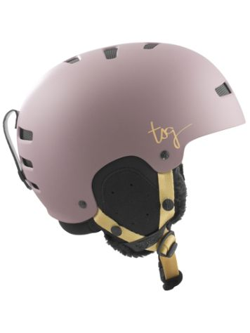 TSG Lotus Solid Color Helmet