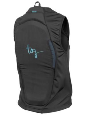 TSG Backbone Vest A black Gr. XS