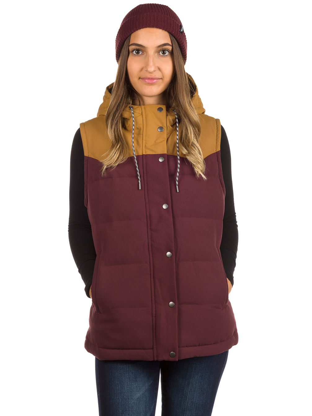 7832e4e6391 Buy Patagonia Bivy Hooded Vest online at blue-tomato.com