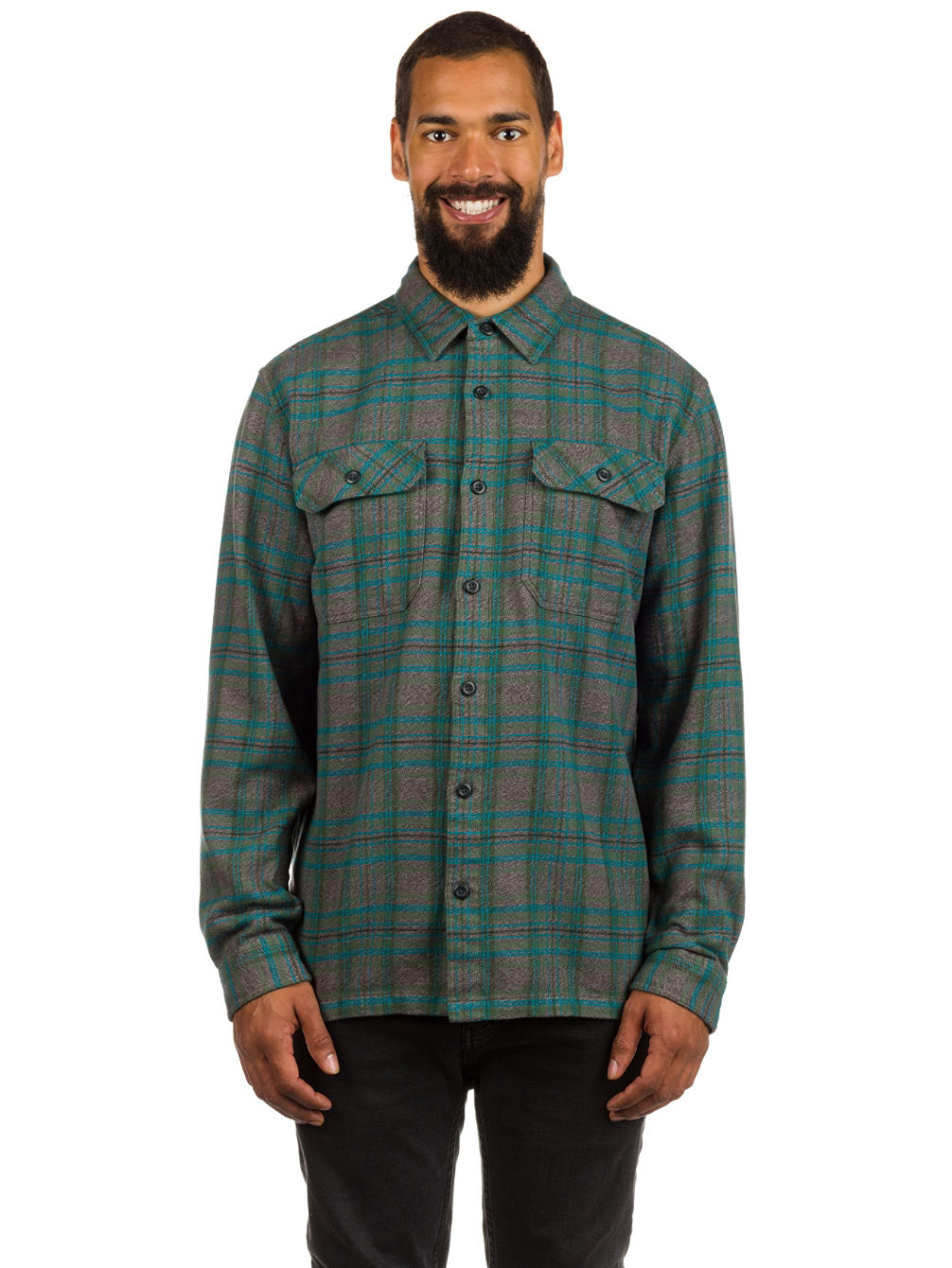 Fjord Flannel Shirt LS