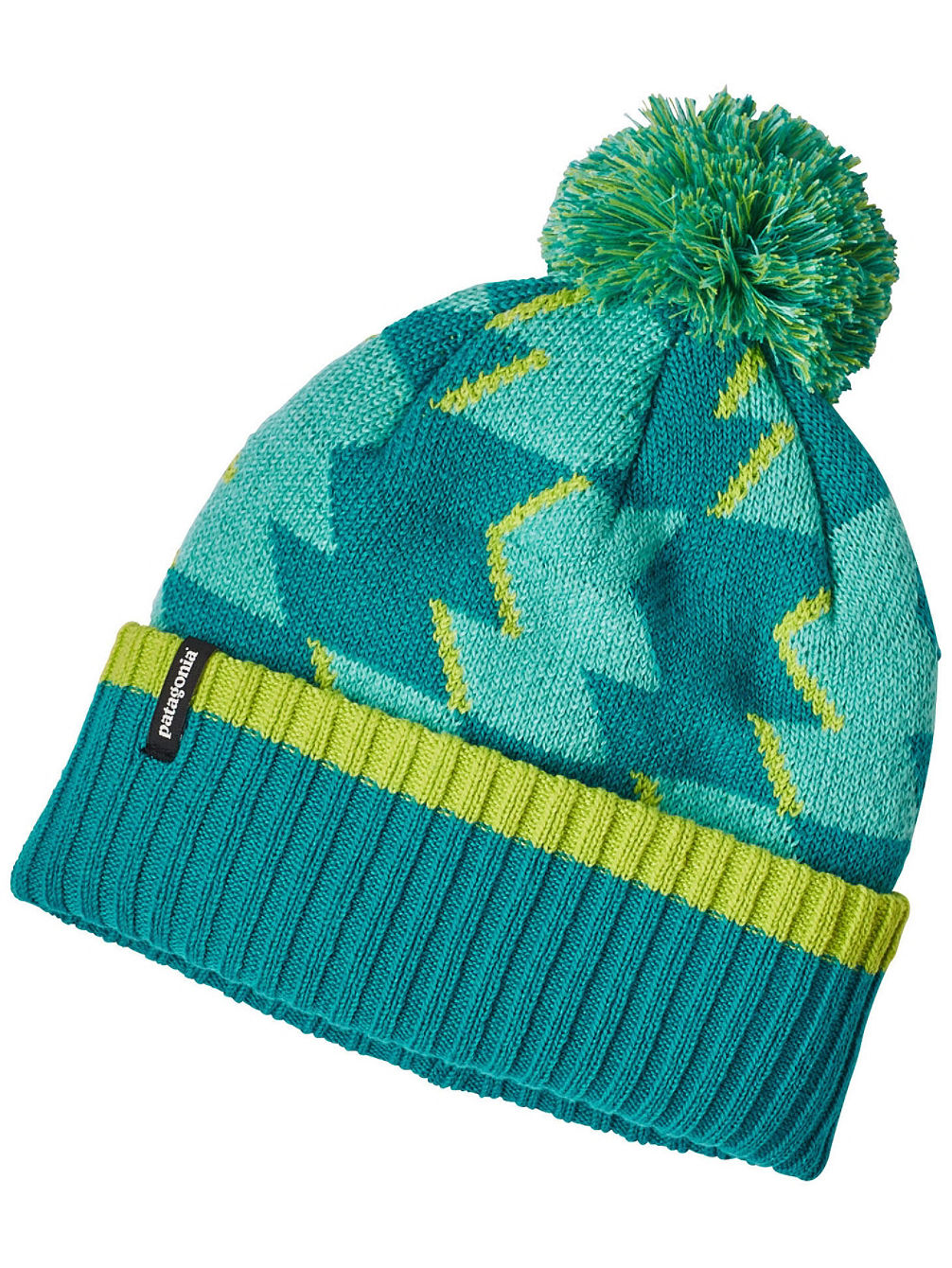Buy Patagonia Powder Town Beanie Youth online at blue-tomato.com e3d8efd40