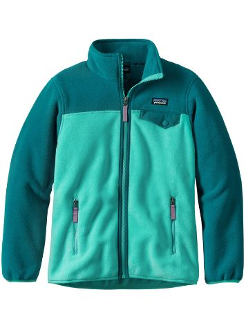 Patagonia LW Synchilla Snap-T Fleece jas meisjes