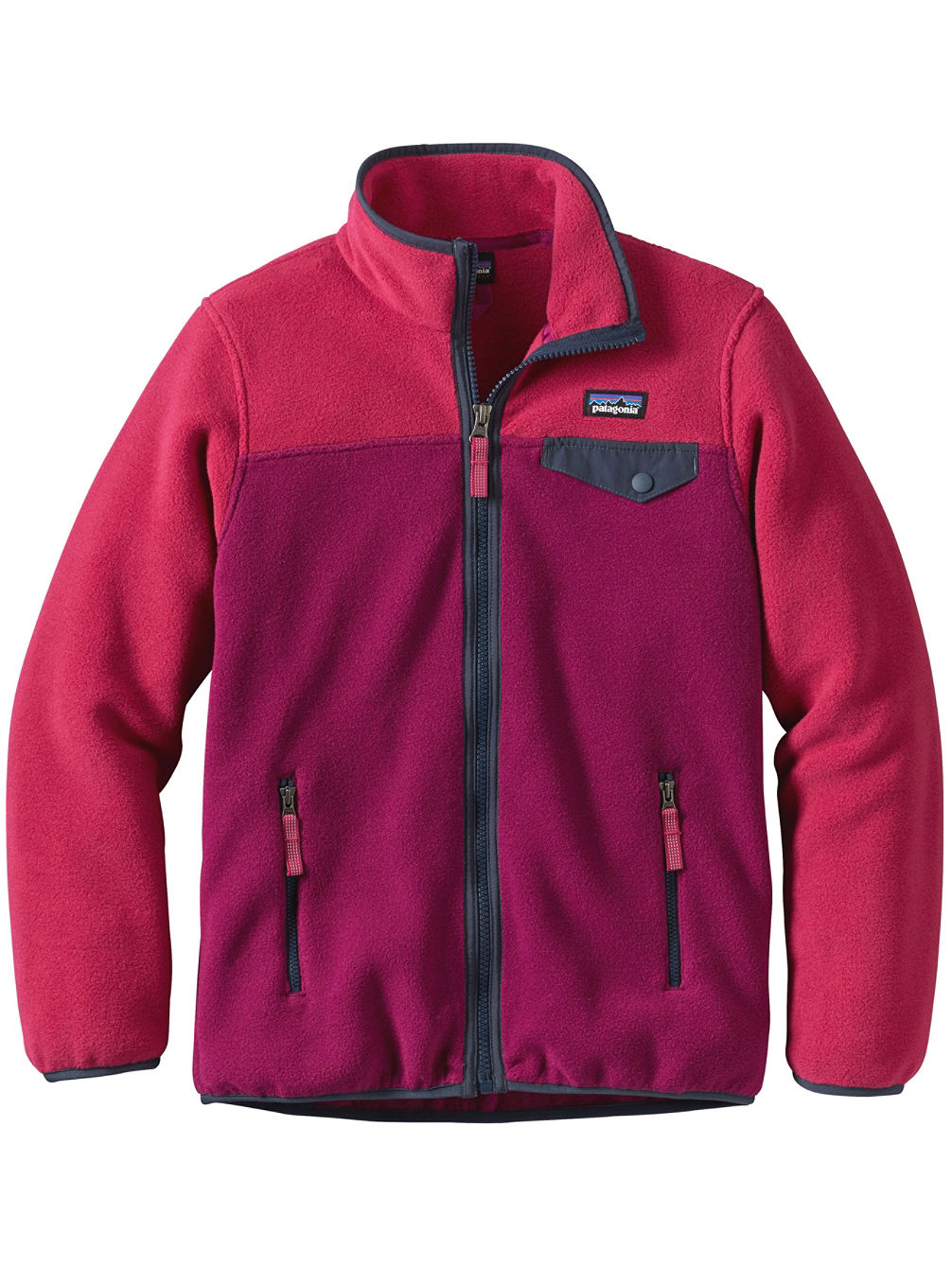 LW Synchilla Snap-T Fleece Jacket Girls