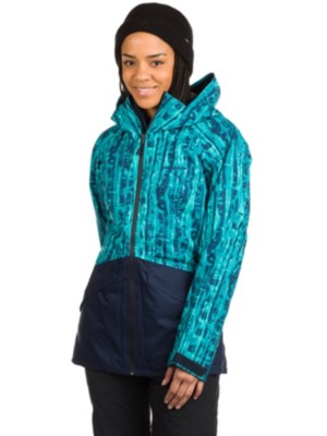 Patagonia Insulated Snowbelle Jacket go with the flow: elwha b Gr. L
