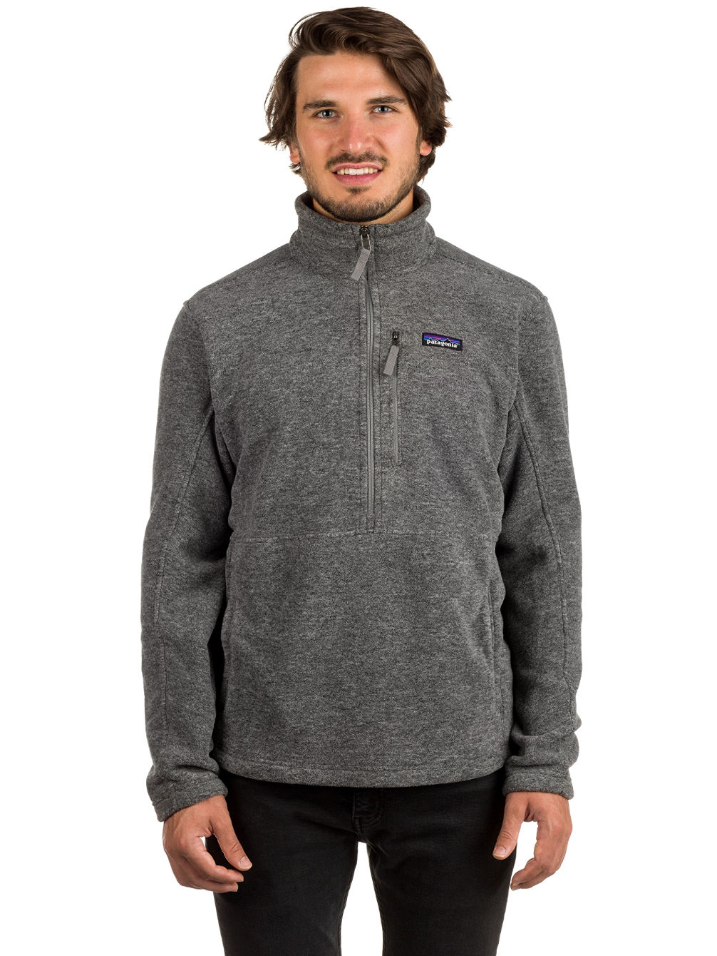 Classic Synch Marsupial Fleece Pullover