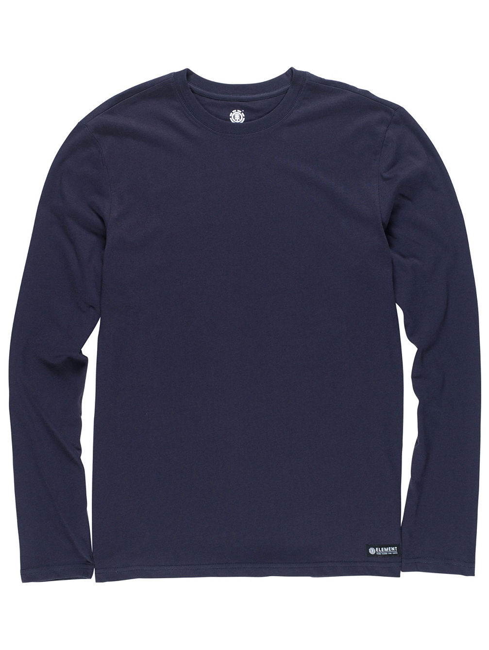 Basic Crew T-Shirt LS