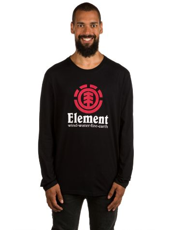 Element Vertical T-Shirt LS