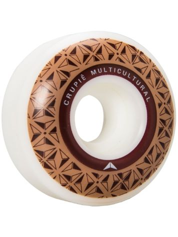 Crupie Brown Logo Apex Formula 101A 54mm Wheels