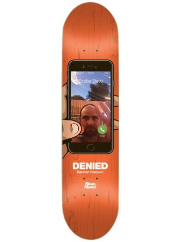 "Skate Mental Kleppan Denied 8.125"" Skate Deck"