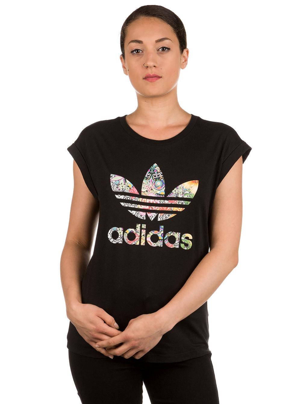 Achetez adidas Originals Jardim Agharta BF Roll Up T-shirt en ligne sur  blue-tomato.com e7dd2efcb56