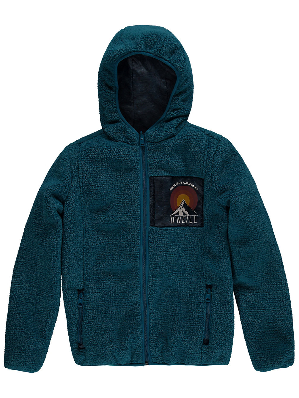 Reversible Sherpa Jacket Boys