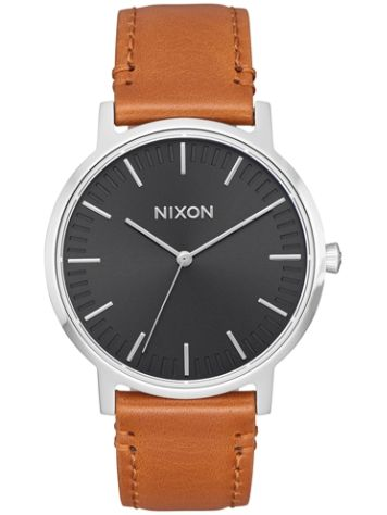 Nixon The Porter 35 Leather Reloj