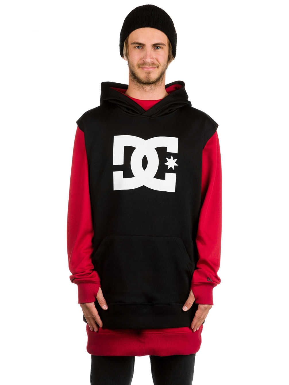 e7d77056e5 Buy DC Dryden Fleece Sweater online at Blue Tomato
