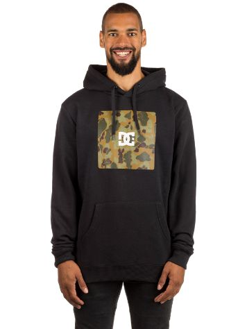 DC Square Boxing Hoodie
