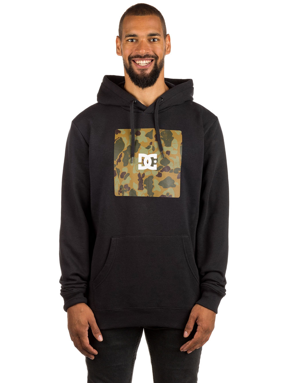 Square Boxing Hoodie