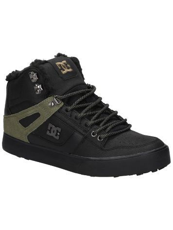 DC Spartan HI Wnt Shoes