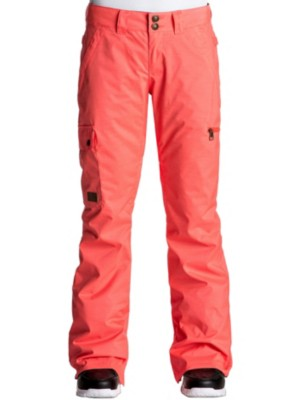 DC Recruit Pants fiery coral Gr. M